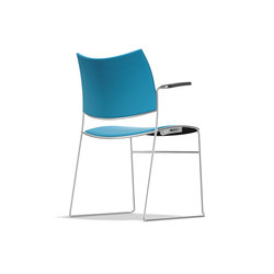 Curvy 1288/10 | Chairs | Casala
