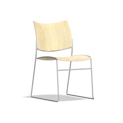 Curvy 3288/00 | Multipurpose chairs | Casala