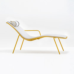 Nolita Chaiselongue 3654 | Lettini giardino | PEDRALI