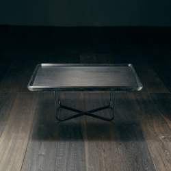 Saint Ouen – ABSINTHE Square Coffee Table | Mesas de centro | GIOPAGANI