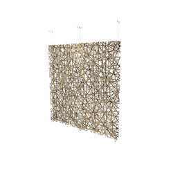 Organic screens | bird nest | Sistemi divisori stanze | Piegatto