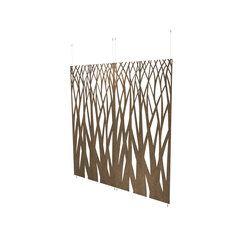 Organic screens | curved branches | Space dividers | Piegatto