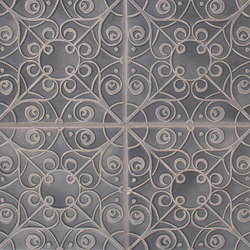 Filigree Series | Carrelage céramique | Pratt & Larson Ceramics