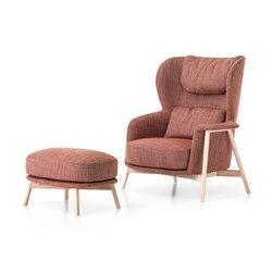 Kepi | Bergère | Lounge chairs | Saba Italia