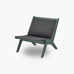 Miskito Lounge Chair | Armchairs | Skagerak