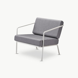 Mojo Lounge Chair | Garden armchairs | Skagerak