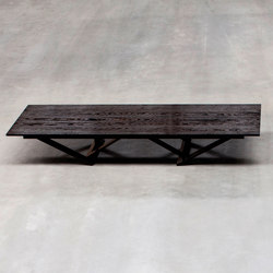 ta tisch | massive oak | Multipurpose tables | valerie_objects