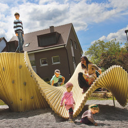 moveART climbSlide 8 | Playground equipment | BURRI