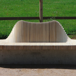 moveART wave | Benches | BURRI