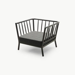 Tradition Lounge Chair | Fauteuils de jardin | Skagerak