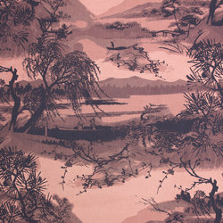 À Contre-Jour col. 005 | Drapery fabrics | Dedar