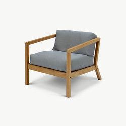 Virkelyst Chair | Garden armchairs | Skagerak