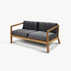 Virkelyst Sofa | Garden sofas | Skagerak