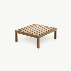 Virkelyst Table | Coffee tables | Skagerak
