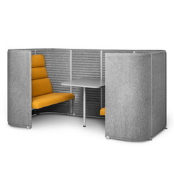 SoundRoom | Space dividers | NOTI