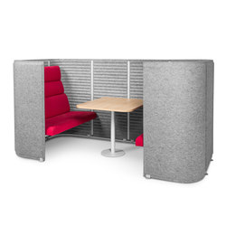 SoundRoom | Space dividing systems | NOTI