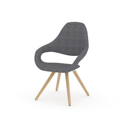 Samba Lounge Chair | Sillas de visita | ERG International