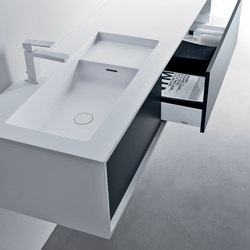 Square | Vanity units | Falper