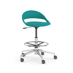 Samba Lounge Chair | Sedie girevoli da lavoro | ERG International