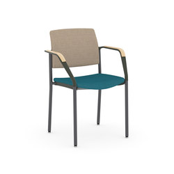 Bruno arm chair | Chaises polyvalentes | ERG International