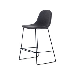 Gotham Sled | I SG 65 | Barhocker | CHAIRS & MORE SRL