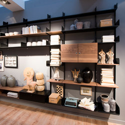 K1 Bookshelf | Wall storage systems | Kriptonite