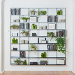 Krossing Bookshelf | Sistemas de estantería | Kriptonite