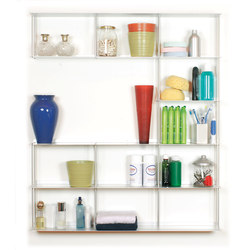 Krossing Bathroom | Bath shelving | Kriptonite