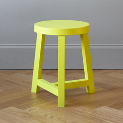 Lonna stool | Oak Yellow | Stools | Made by Choice