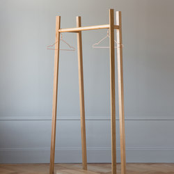 Lonna coat stand | Large | Freestanding wardrobes | Made by Choice