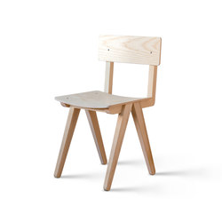 Fisken | Restaurant chairs | Made by Choice