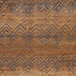 Barouk artisans gold | Formatteppiche / Designerteppiche | Miinu