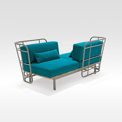 Jujube | D-A | Garden sofas | CHAIRS & MORE