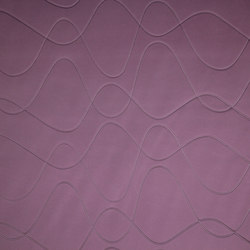 Aurea Silk Termo 3D onde | Fabrics | Flukso