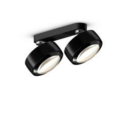 Più alto doppio | Ceiling-mounted spotlights | Occhio