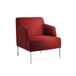 Bloom | P | Poltrone lounge | CHAIRS & MORE SRL