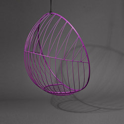 Bubble Circle hanging swing chair | Columpios | Studio Stirling