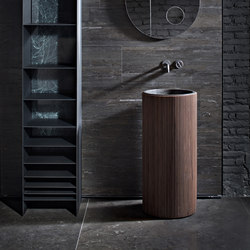 Adda Freestanding Cylinder Basin | Wash basins | Salvatori