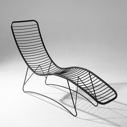 Pod Daybed on base Stand | Liegestühle | Studio Stirling