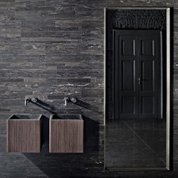 Adda Wall-mounted Basin | Wash basins | Salvatori