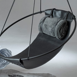 Sling Chair black | Sessel | Studio Stirling