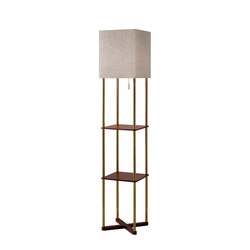 Harrison Shelf Floor Lamp | Illuminazione generale | ADS360