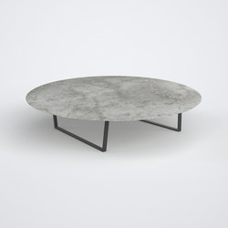 Dritto Coffee Table Ø 120 cm | Tavolini da salotto | Salvatori