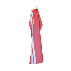 Classique S fire red | Towels | fouta