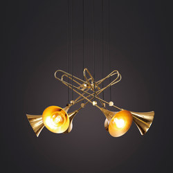 Jazz 5895 | Suspended lights | MANTRA