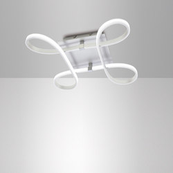Knot Led 4990 | Ceiling lights | MANTRA