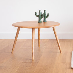 Fox Coffee Table Round S | Tables d'appoint | 366 Concept