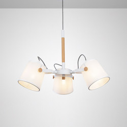 Nordic II | Suspended lights | MANTRA