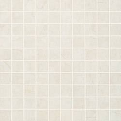 Anthology Marble Mosaico Classic Luxury White | Ceramic mosaics | EMILGROUP
