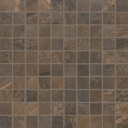 Anthology Marble Mosaico Classic Wild Copper | Mosaïques céramique | EMILGROUP